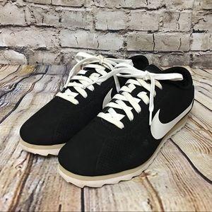 Nike Cortez Black Suede size 8.5